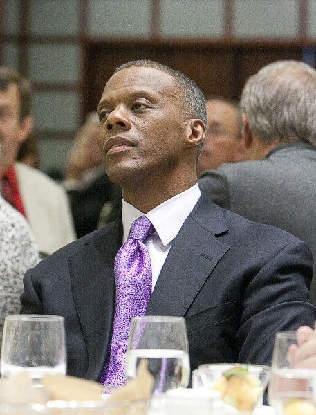 2010 Keynote Speaker - JC Watts, Chairman J Watts Companies, Former US Congressman from Oklahoma