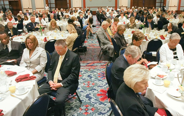 2010 Cobb County Prayer Breakfast