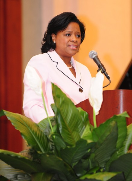 2011 Keynote Speaker - Shan Cooper, Keynote Speaker, Vice President of Lockheed Martin Aeronautics
