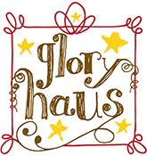 Glory Haus logo